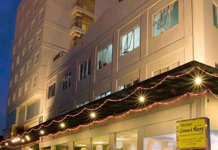 Losari Roxy Hotel Jakarta - Exterior