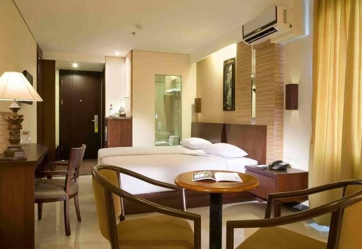 Losari Roxy Hotel Jakarta - Suite Double