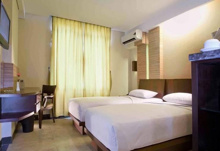 Losari Roxy Hotel Jakarta - Superior Twin