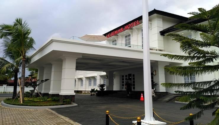 Le Semar Hotel Serang - Exterior