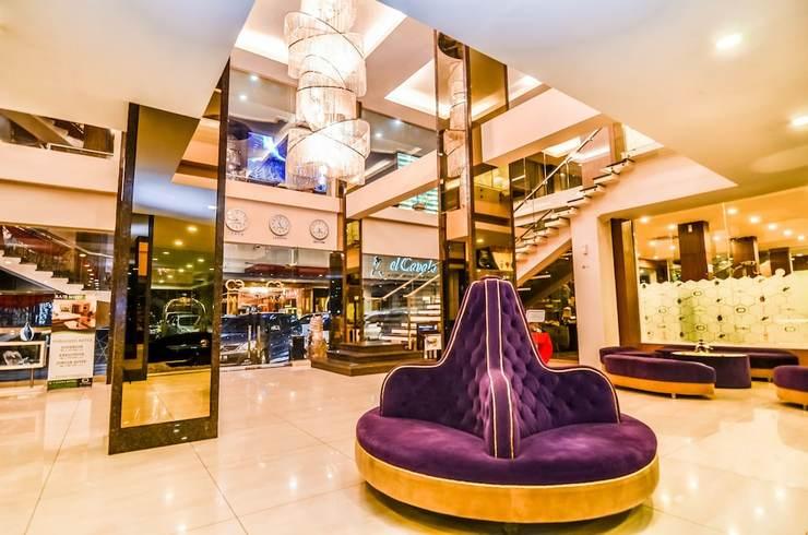 El Cavana Bandung - Lobby Sitting Area