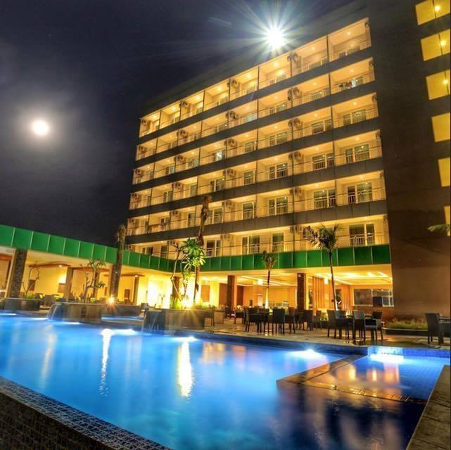 Dalton Hotel Makassar - Interior