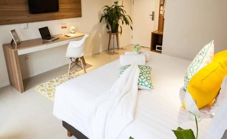 Wood Hotel Bandung - Deluxe Room