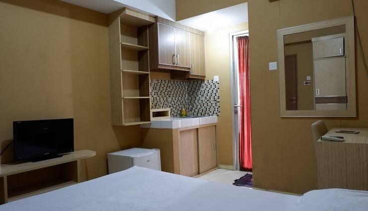 DSY Apartment Margonda Residence 2 Depok - kamar tamu