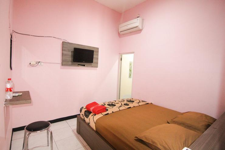 MP Hotel by MyHome Hospitality Purwakarta - Kamar Tidur