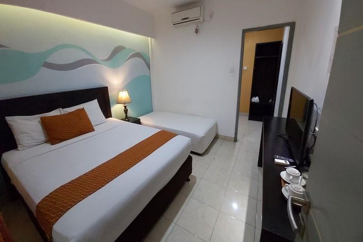 OYO 2688 Guntur Hotel Bali - Guest Room