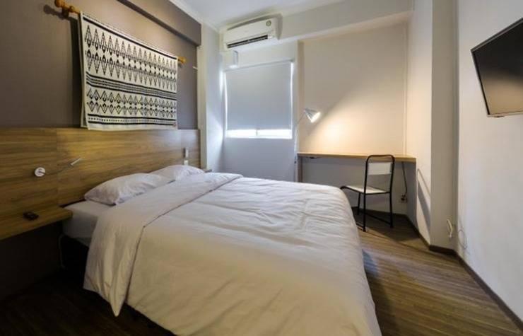 The Suites @ Metro C12-25 By Homtel Bandung - Kamar
