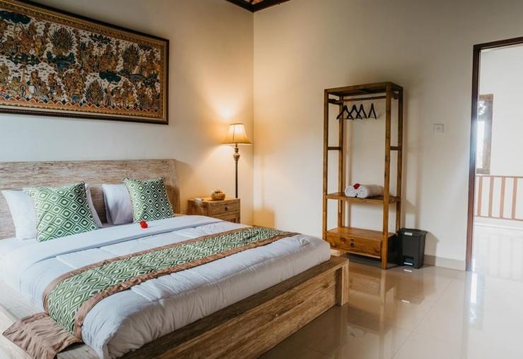 Villa Mawar Ubud Bali - Room