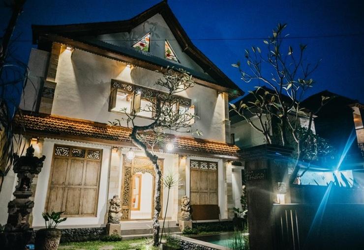 Villa Mawar Ubud Bali - Exterior