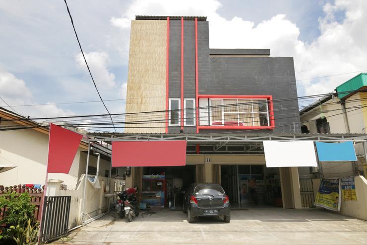 Airy Eco Syariah Gunung Cermai 11 Samarinda - Hotel Building