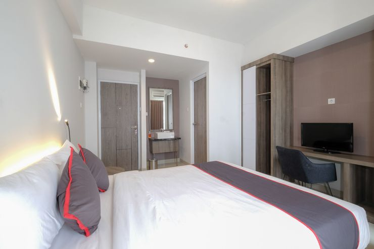 Collection O 15 Taman Melati Merr Surabaya Surabaya - Bedroom