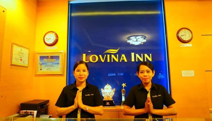 Lovina Inn Penuin Batam - Reception