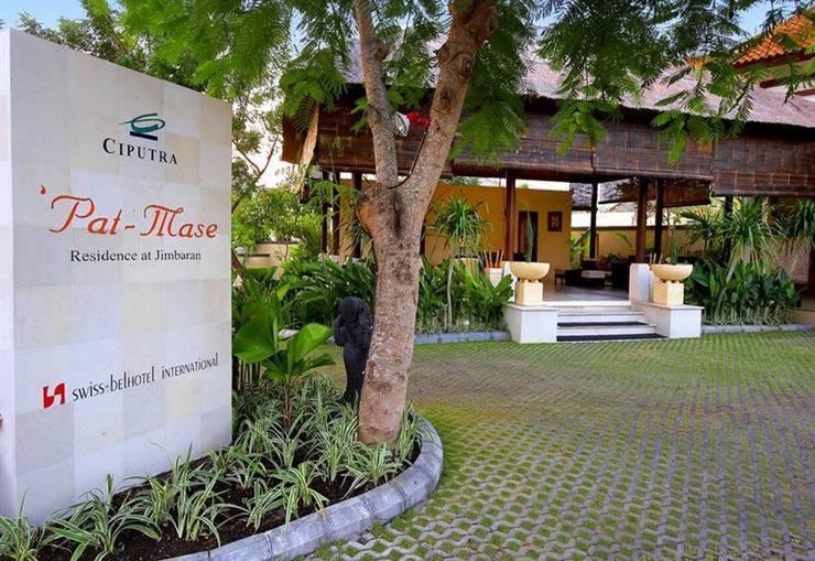 Pat Mase Villas by Swiss-Belhotel Bali - Pintu Masuk
