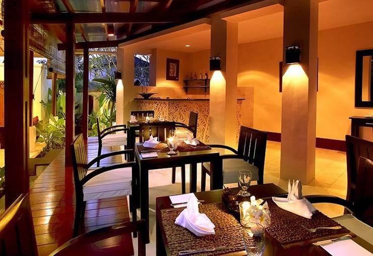Pat Mase Villas by Swiss-Belhotel Bali - Cafe