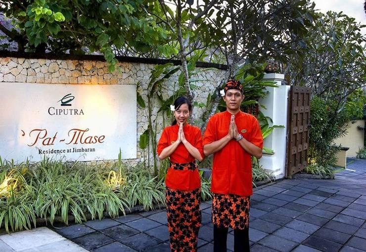 Pat Mase Villas by Swiss-Belhotel Bali - Welcome