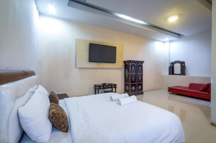 JM Hotel Kuta Lombok - Deluxe Room with Jacuzzi