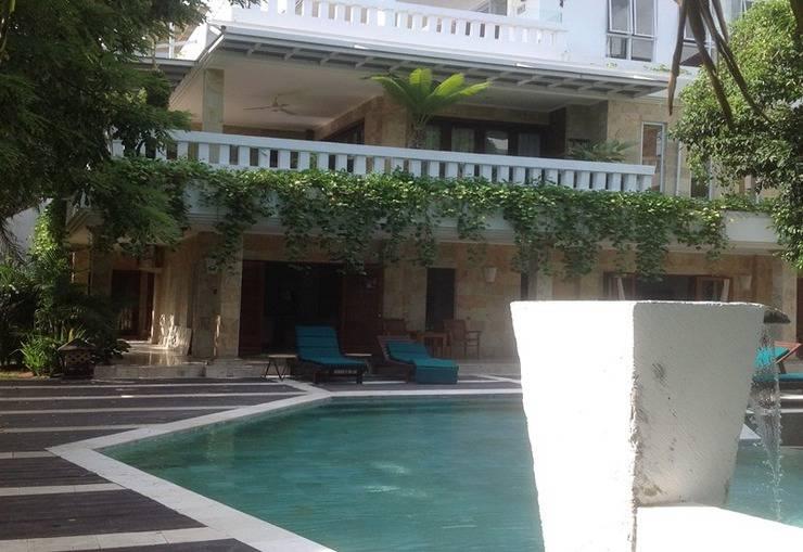 Bali Mystique Hotel Bali - Kolam Renang