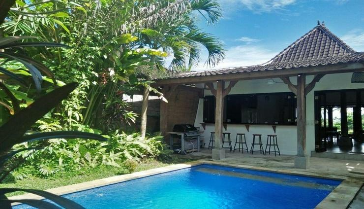 Citrus Tree Villas - Puri Bali - exterior