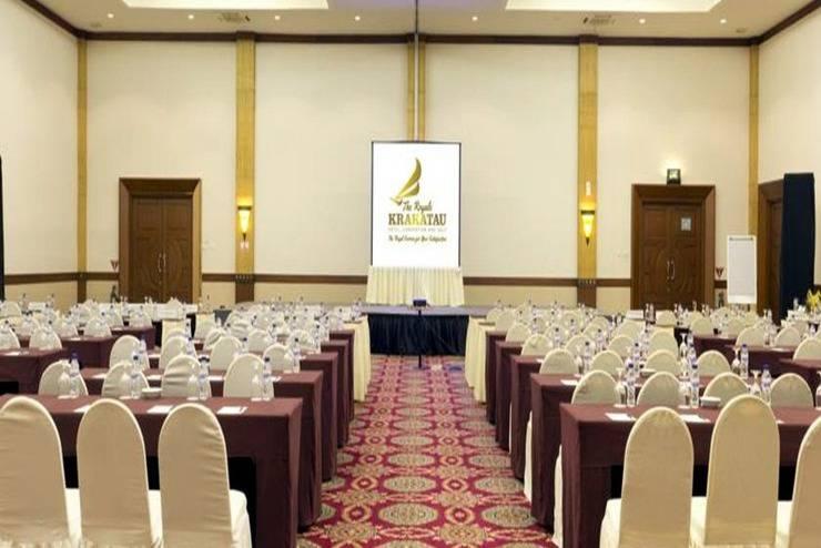 The Royale Krakatau Hotel Cilegon - Ballroom