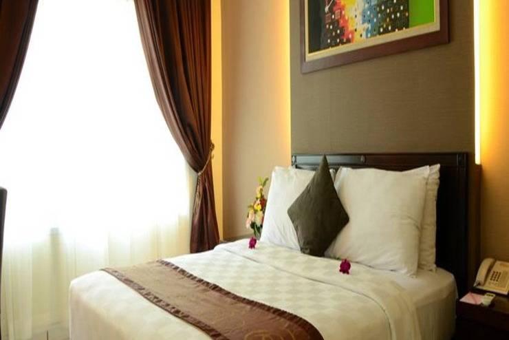 The Royale Krakatau Hotel Cilegon - Kamar tamu