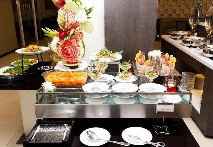 The Royale Krakatau Hotel Cilegon - Makanan