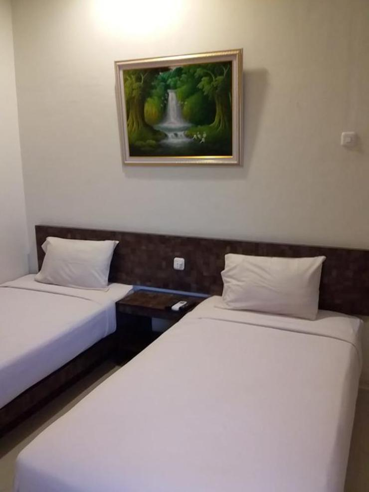 Hotel Domino Palembang - Deluxe Twin room only