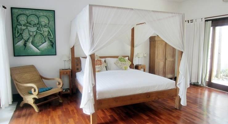 Villa Vanila 1 Bali - Kamar Tamu