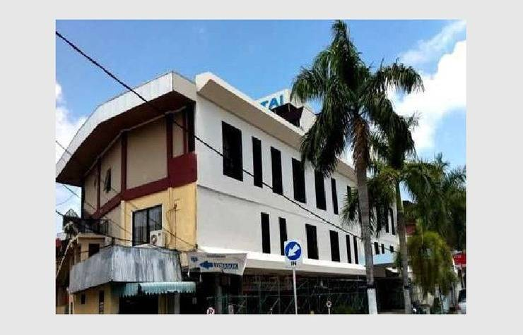 NIDA Rooms Jendral Yani Balikpapan - pemandangan