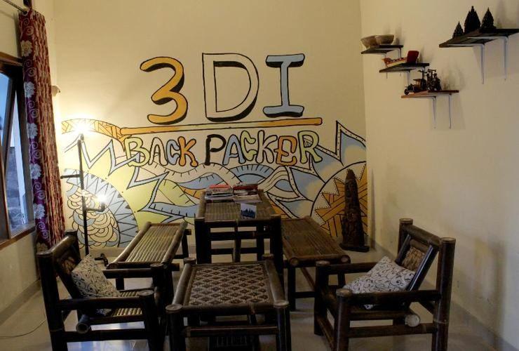 3DI Backpacker Jogja - Interior