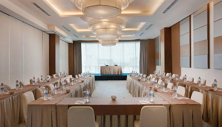 Hotel Santika Radial Palembang - Ruang Rapat