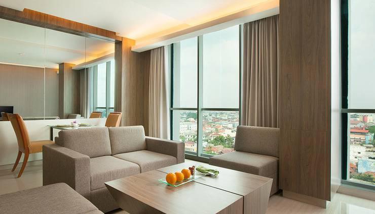 Hotel Santika Radial Palembang - Santika Suite