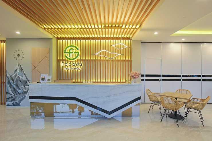 Facade Boutique Hotel Tawangmangu by Azana Karanganyar - lobby