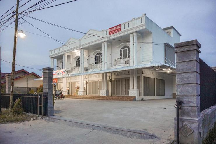 Surya Homestay Pekanbaru Pekanbaru - Facade