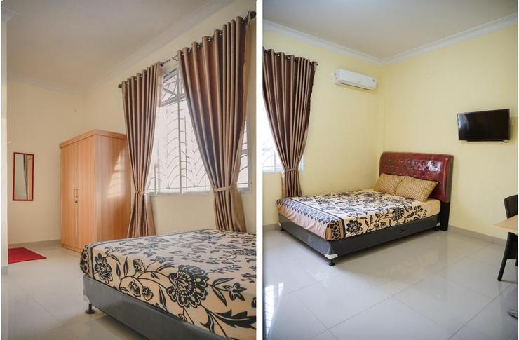 Surya Homestay Pekanbaru Pekanbaru - Bedroom