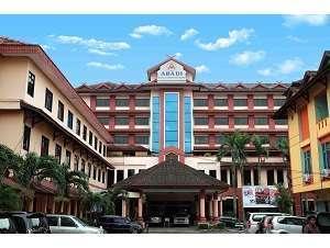 Abadi Hotel & Convention Center Jambi - Eksterior