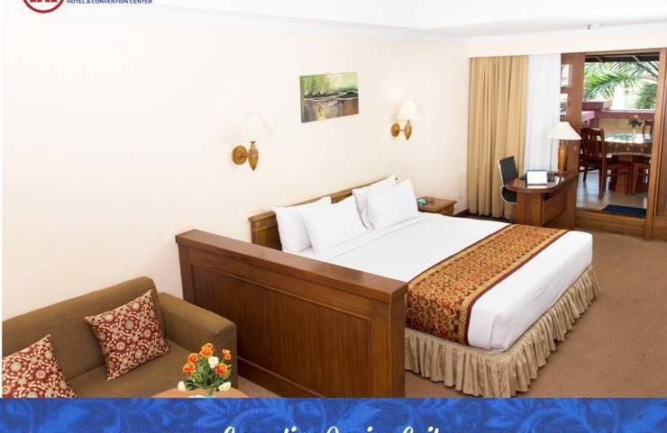 Abadi Hotel & Convention Center Jambi - KAMAR EXECUTIVE JUNIOR SUITE