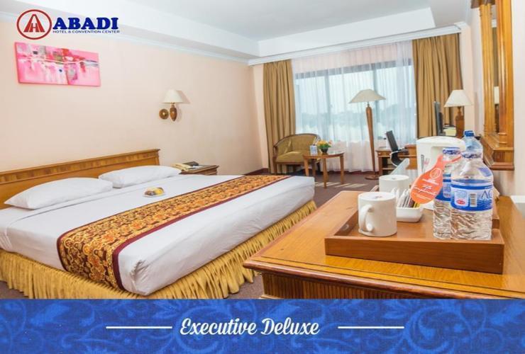 Abadi Hotel & Convention Center Jambi - Executive Deluxe