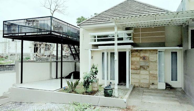 Villa Permata Garden Kota Batu Malang - Exterior