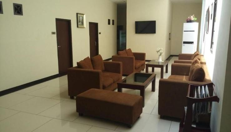 Wisma Nusantara Medan - interior