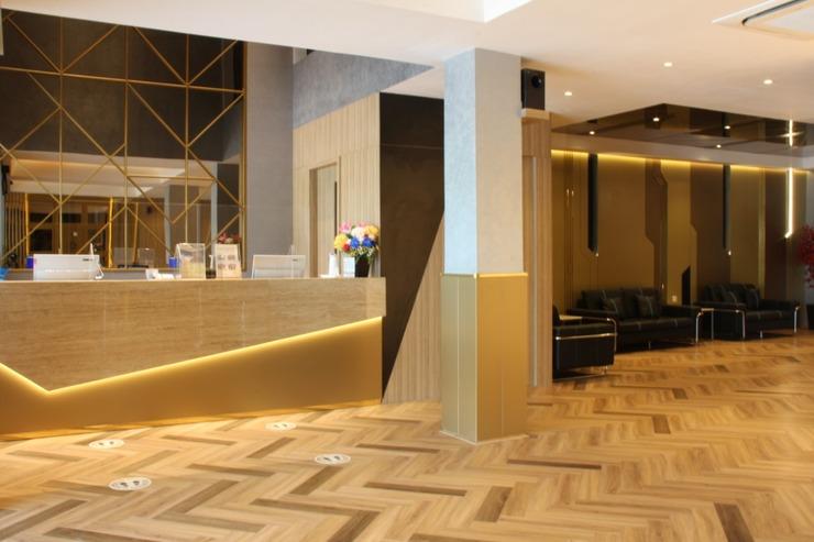 Classie Hotel Palembang - Lobby