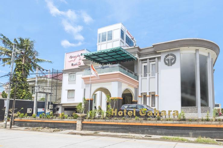 OYO 466 Gahara Hotel Makassar - Facade