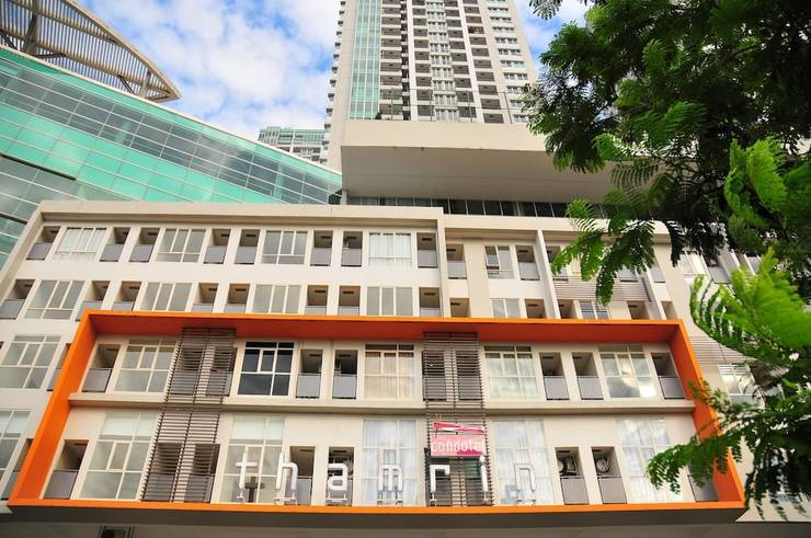 Thamrin Condotel Jakarta - Front of Property