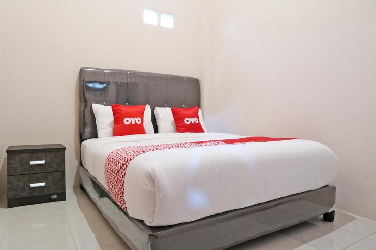OYO 2192 Hotel D'ostha Residence Syariah Bukittinggi - Bedroom