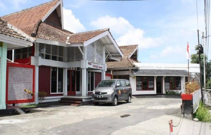 Lingga Guest House Jayagiri Lembang Bandung - Gerbang