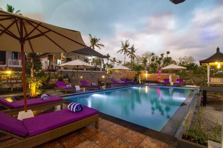 Akusara Jungle Resort And Spa Bali - Pool