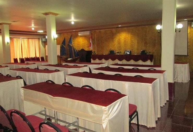 NIDA Rooms Sungai Sadang 96 Makassar - Ruang Rapat