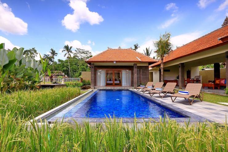 Ubud Heaven Sayan - Outdoor Pool