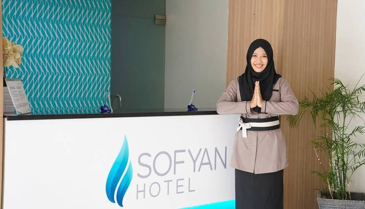 Sofyan Hotel Soepomo Tebet - Reception