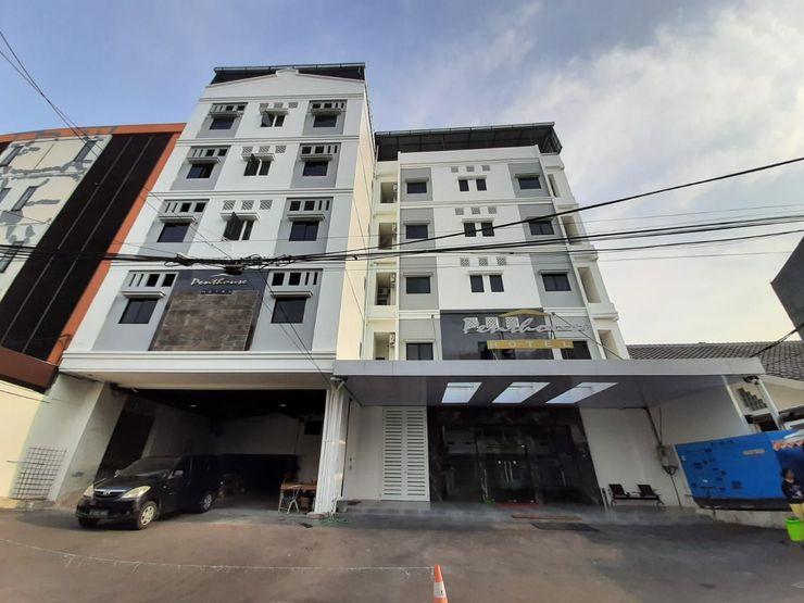 Nusalink AMS Near Mangga Besar Jakarta - Facade