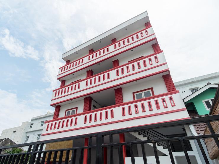 Hutasimo Residence Medan - FACADE